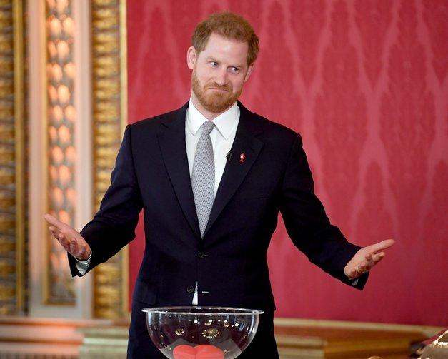 V kraljevo dramo je zdaj vpletena še Harryjeva BIVŠA (to je vse, kar vemo!) (foto: Profimedia)