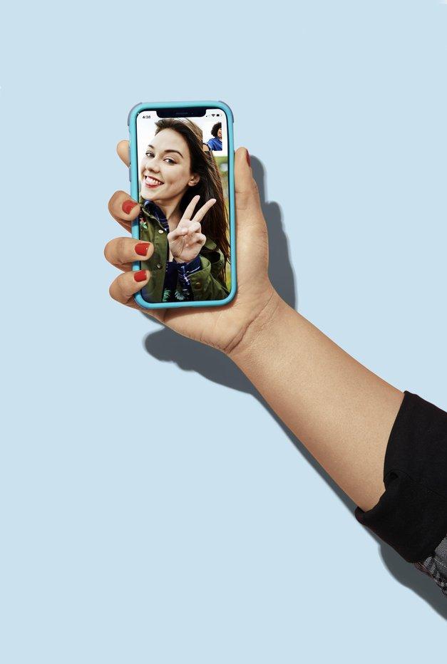 Kaj tvoja telesna govorica na FaceTimu razkriva o tebi? (foto: Danielle Occhiogrosso Daly Danielle Occhiogrosso Daly)
