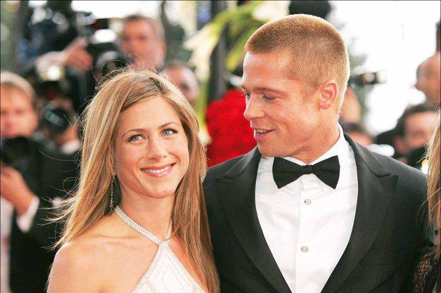 Sta Jennifer in Brad RES par? Našle smo dober dokaz, da STA! (foto: Profimedia)