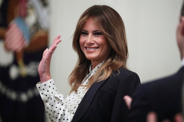Melanie Trump smo na uradnih dogodkih, ki se jih udeležuje kot prva dama Združenih držav Amerike, navajeni precej žalostne in …