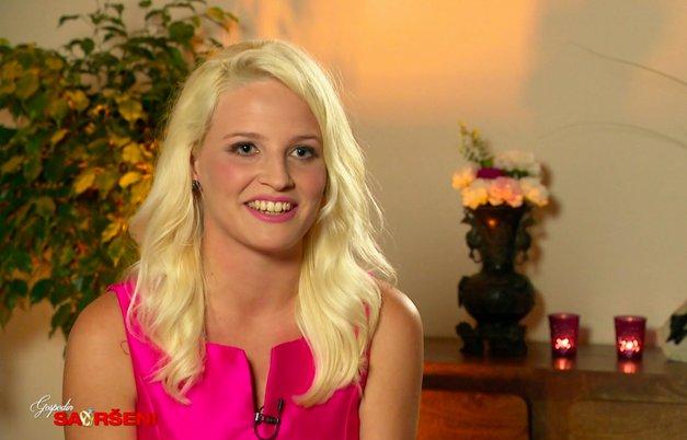 Daisy Zaccarin (Gospodin Savršeni): Zasnubil jo je v PARIZU med božičnimi prazniki (foto: Printscreen POP TV)