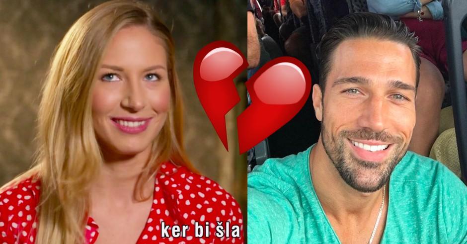 Razlog, da se zveza med Goranom in njegovo izbranko v šovu ni obnesla! (Spoiler ALERT!🚨) (foto: Printscreen / Instagram.com/goranjurenc)