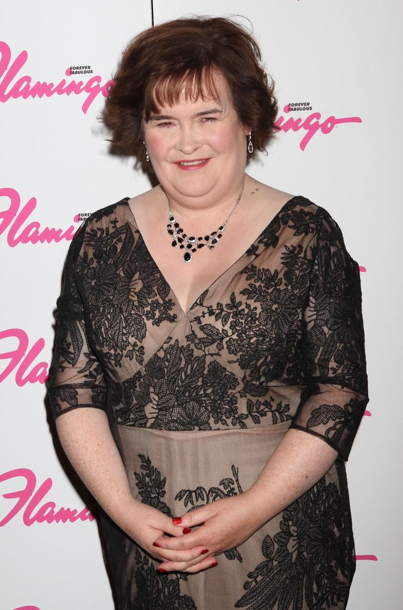 Se spomniš pevke Susan Boyle? Poglej, KAKŠNA je danes (in kaj POČNE!) (foto: Profimedia)