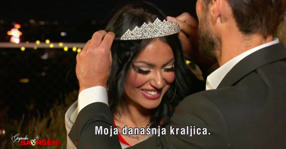 Goran Jurenec RAZKRIL, kako se je PO ŠOVU začela ljubezen s HANO💘 (foto: Printscreen POP TV)