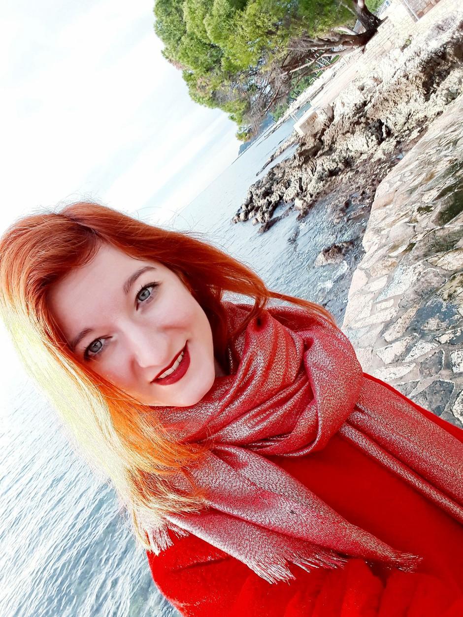 """Veronika Frece: """"Življenje v moji koži … s krvavo avtoimuno boleznijo"""" (foto: Osebni Arhiv)"""