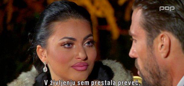 Uf! Hana Rodić razkrila, KAKO je izvedela, da jo Goran vara (kakšen faaaaaaail!) (foto: POP TV)