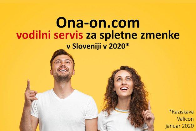 Uradno je! Ona-on.com je prva izbira samskih Slovencev, ki iščejo resno zvezo (foto: promocijski material)