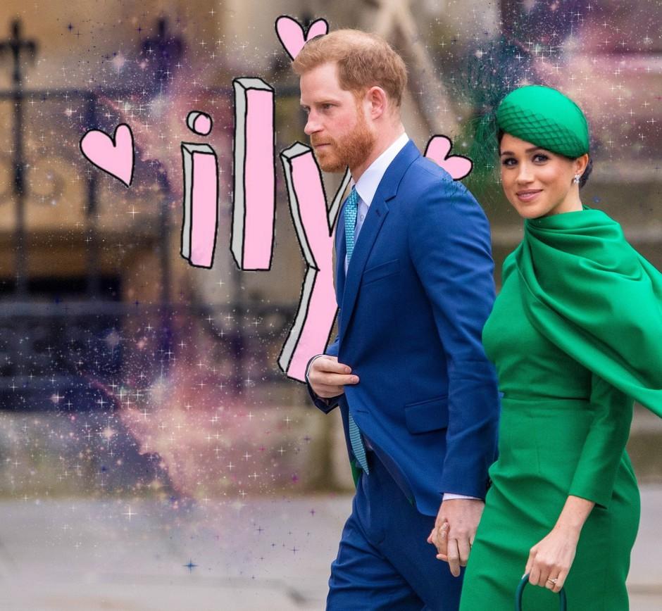 Moški načrtoval zaroko vpričo Harryja in Meghan (njuno reakcijo MORAŠ videti) (foto: Profimedia)
