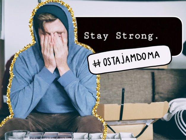 TAKŠNA bo realnost, če ne ukrepamo TAKOJ: Italijan v stanovanju zaprt z MRTVO sestro (VIDEO) #OstajamDoma (foto: Foto: Unsplash.com/Christian Erfurt, Edit: Cosmopolitan Slovenija)