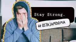 TAKŠNA bo realnost, če ne ukrepamo TAKOJ: Italijan v stanovanju zaprt z MRTVO sestro (VIDEO) #OstajamDoma
