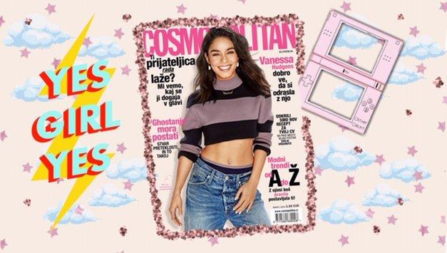 COSMOPOLITAN ti še EN teden podarja BREZPLAČNO številko revije! Prenesi jo TUKAJ #OstajamDoma (foto: Cosmopolitan Slovenija)