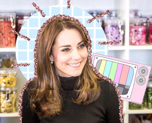 Nikoli ne uganeš, s katero TV serijo je v teh dneh obsedena Kate Middleton #OstajamDoma (foto: Profimedia)