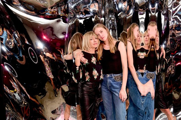 Kim Gordon, Coco Gordon Moore<br />