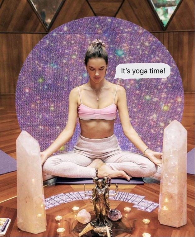 To je joga položaj, ki ti najbolje ustreza (glede na astro znamenje!) (foto: Profimedia)