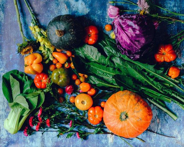 Z Go2Farms do lokalne ponudbe iz bližnjih kmetij! (foto: Unsplash.com/Ella Olsson)