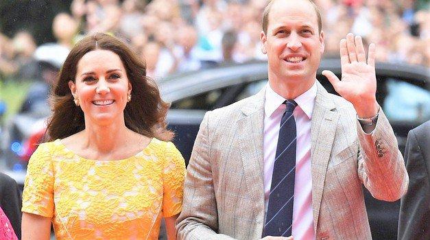 William in Kate karanteno popestrila z objavo REDKIH fotografij svojega doma (foto: Profimedia)