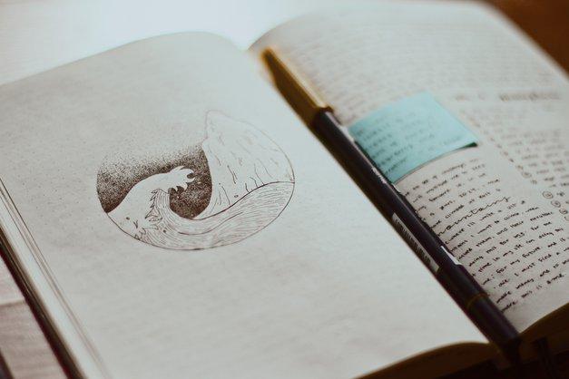 Rupi Kaur: Spoznaj SPROŠČUJOČO tehniko pisanja POEZIJE, ki ti pomaga ob TESNOBI (foto: Unsplash.com/Noémi Macavei-Katócz)