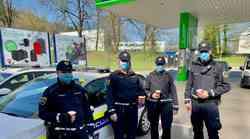 Tako se bodo junakom epidemije zahvalili na bencinskih servisih OMV