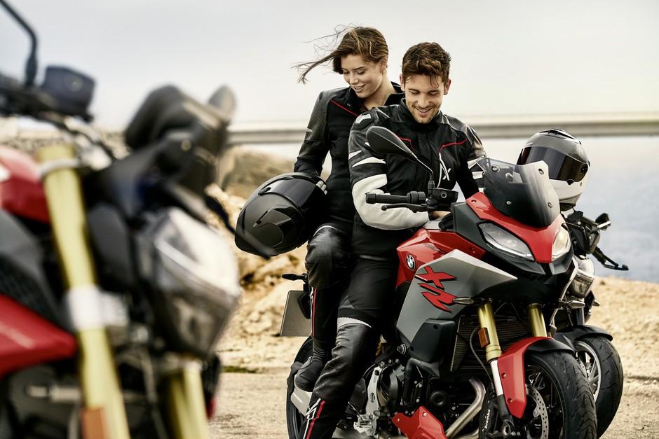 Kako divja si v resnici (foto: BMW Motorrad)