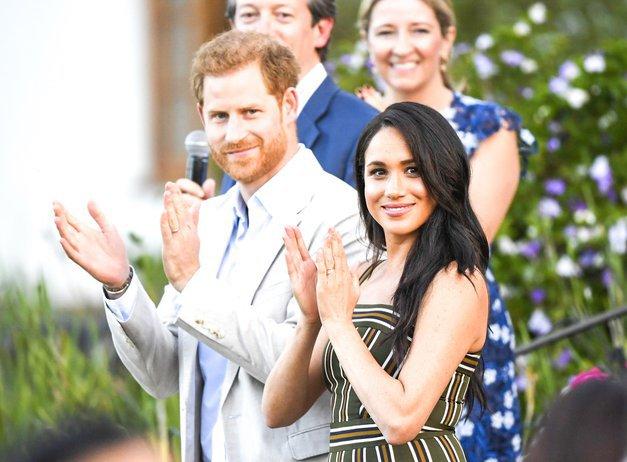 Harry in Meghan odprla svoje PRVO podjetje, in ne boš verjela, s čim se ukvarja (foto: Profimedia)