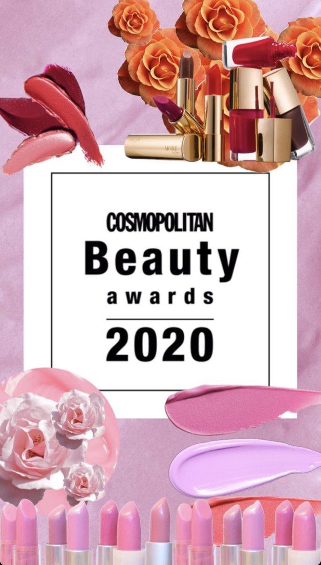 Cosmopolitan Beauty Awards 2020: Pomagaj nam izbrati TOP lepotne izdelke leta (foto: Cosmopolitan Slovenija)
