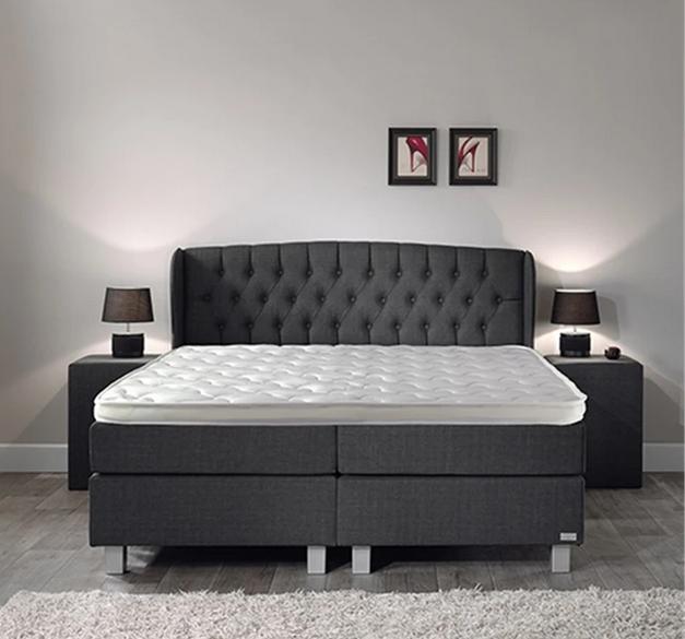 Boxspring postelja za udobje vaše prihodnosti (foto: promocijski materiali)