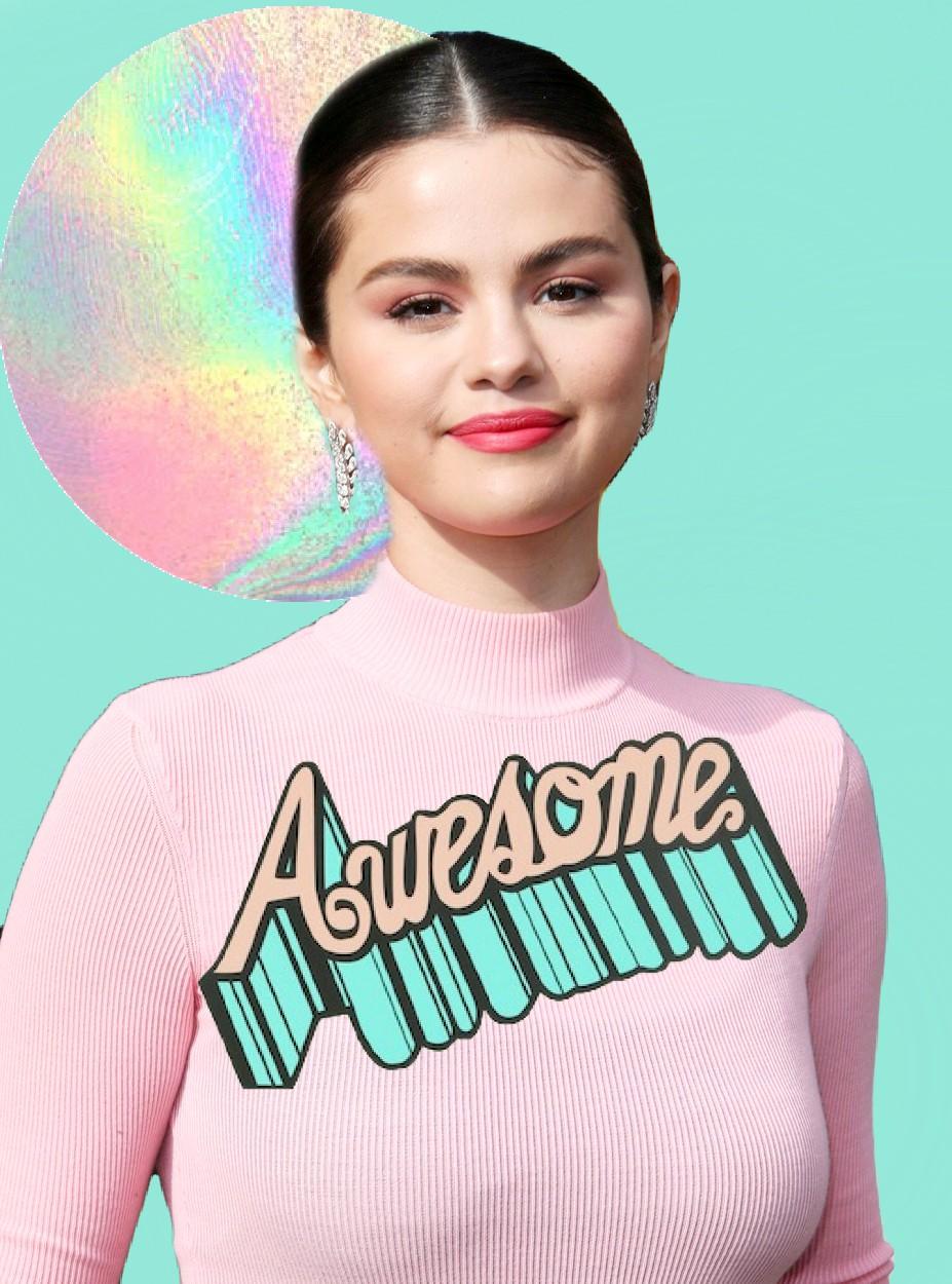 Če boš svoje lase spela kot Selena Gomez, boš VEDNO videti fantastično (tudi doma!) (foto: Profimedia)