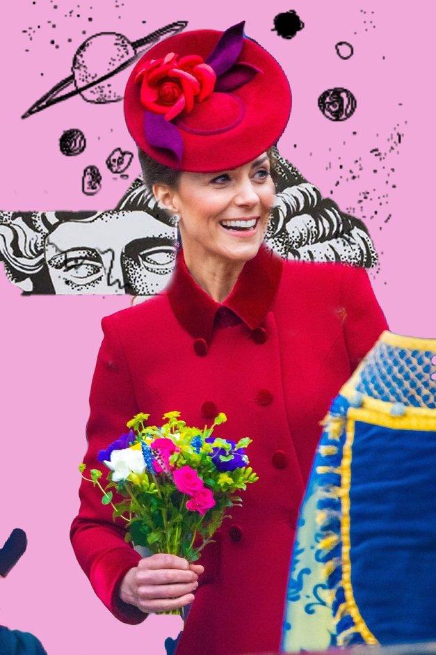 KAAAJ? Ta Slovenka je čista kopija Kate Middleton (se strinjaš?) (foto: Profimedia)