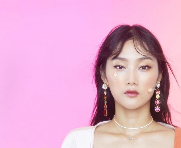 MODEL FOR K-POP FEATURE (foto: Ina Jang Ina Jang)