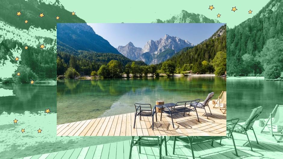Izlet: 5 ČUDOVITIH slovenskih jezer (ne vključuje Blejskega in Bohinjskega jezera) (foto: Profimedia)