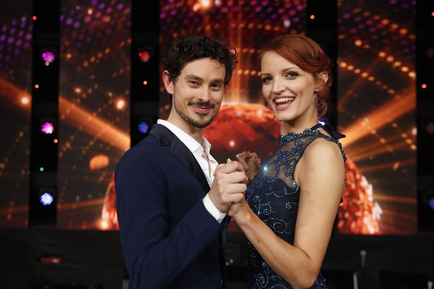 ... Jana Koteska, ki se je v lanski sezoni oddaje Zvezde plešejo po parketu vrtela s profesionalnim plesalcem Tomažem Šterom! …