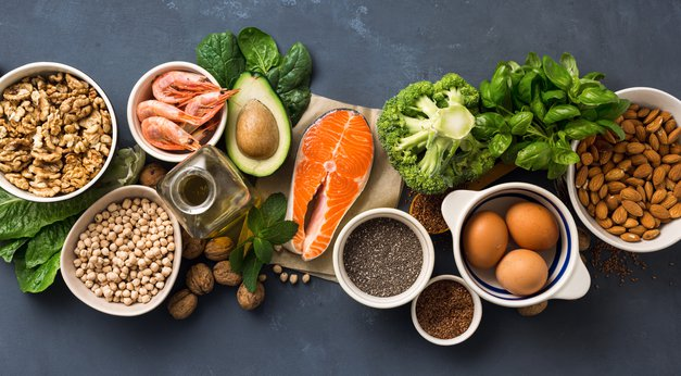 Skrivnost lepe in sijoče kože so omega 3 maščobe … (foto: promocijski material)