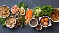 Skrivnost lepe in sijoče kože so omega 3 maščobe …