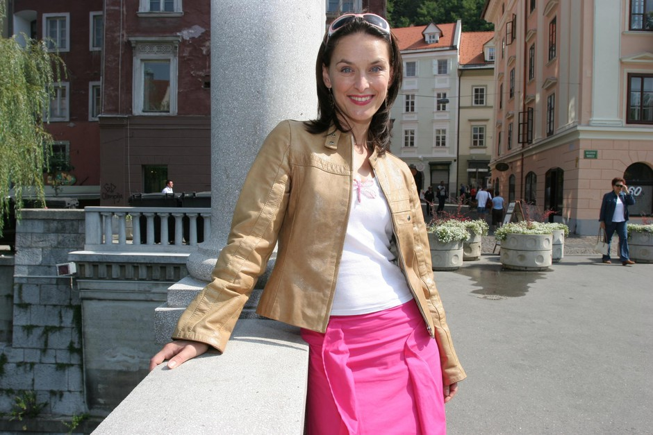 Se še spomniš RTV voditeljice Blažke Müller? Poglej, kako je videti DANES (+kaj počne!) (foto: Črt Majcen)