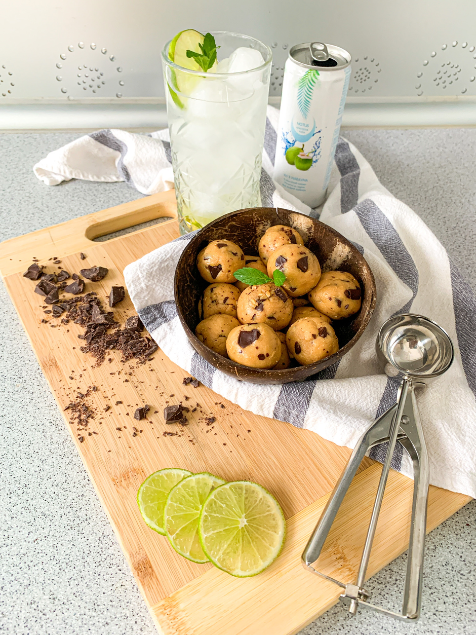Osveži si poletje s kokosovo vodo brez dodanega sladkorja (foto: Foto: Neja Gril (@everyday_breakfast_club))