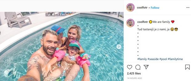 Če spremljaš Janija in Tejo Jugovic (Cool fotra in Cool mamacito), potem si v zadnjih dveh tednih na njunih Instagram …