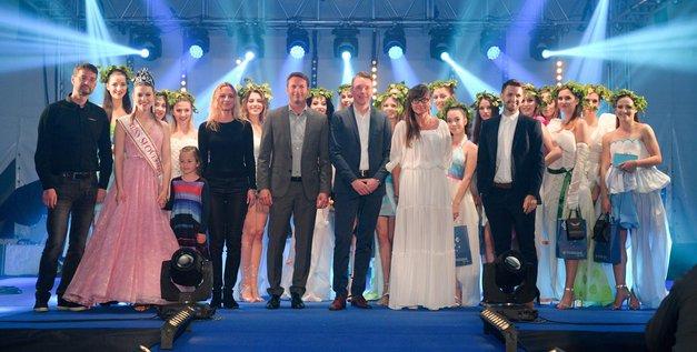Poglej, kako je videti Miss Slovenije v času koronavirusa (bizarno ali odgovorno?) (foto: GREGA ERZEN)