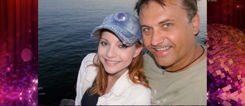 Končno je znano, kako se je začela ljubezen med Mikijem Šarcem in Tanjo Žagar (+nikoli videne skupne fotografije) (foto: POP TV)