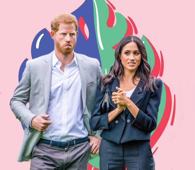 Hudooo! Razkrivamo skrivni uporabniški imeni Harryja in Meghan z družabnih omrežji (foto: Profimedia, Obdelava: Cosmo uredništvo)