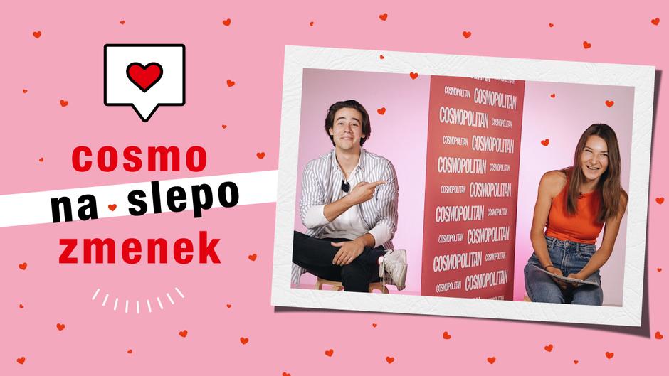 VIDEO: Bojana Cvjetićanina (Joker Out) smo poslali na slepi zmenek (poglej, ali je še samski) (foto: Cosmopolitan Slovenija)