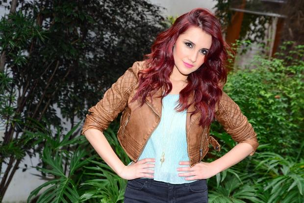 Priljubljena mehiška igralka Dulce María, ki se je zagotovo spomniš po vlogi uporniške Roberte iz noro uspešne serije Rebelde in …