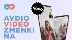 Ljubezen v 2020: si pripravljena na AVDIO VIDEO zmenke s simpatijo?
