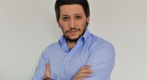 Alen Damjanović, Mariborčan, ki na najlepši strehi v Ljubljani z Umekom štarta nov projekt elektronske glasbe