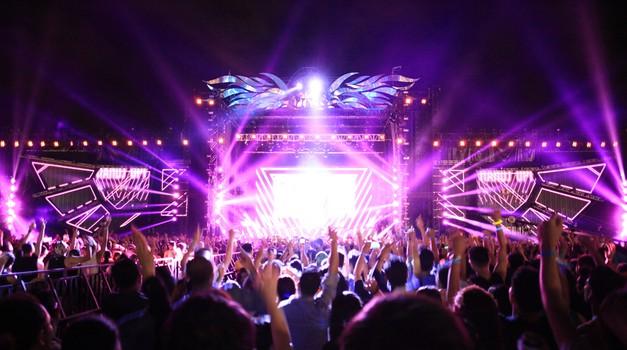 To so virtualni dogodki elektronske glasbe, ki so nas navduševali v 2020 (foto: Shutterstock)