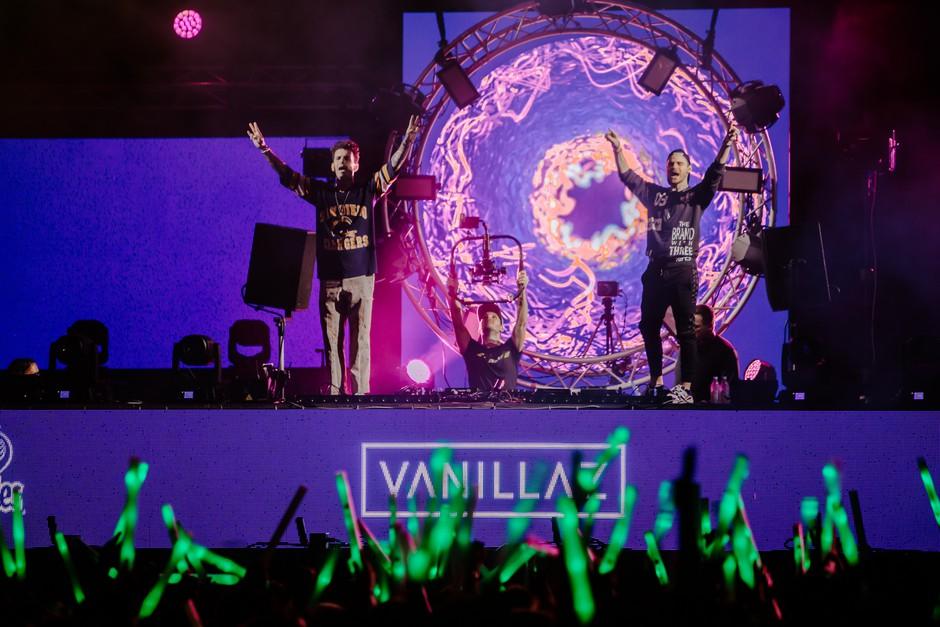 Ko se povežeta DJ in VJ, glasba dobi vizualno podobo (foto: Promocijsko gradivo)