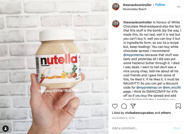 Ne, tole ni šala, bela Nutella dejansko obstaja, vendar ne prihaja iz tovarne podjetja Fererro, ki nam je podarilo čokoladni …