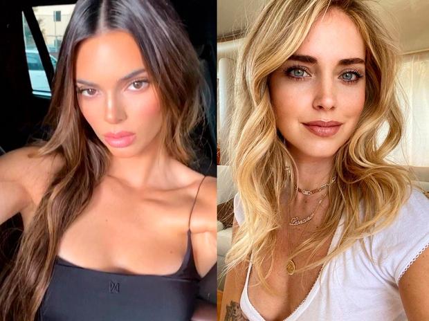 Kendall Jenner in Chiara Ferragni sta modni smetani dokazali, da se tudi pridna in nežna dekleta odlično znajdejo v najbolj …