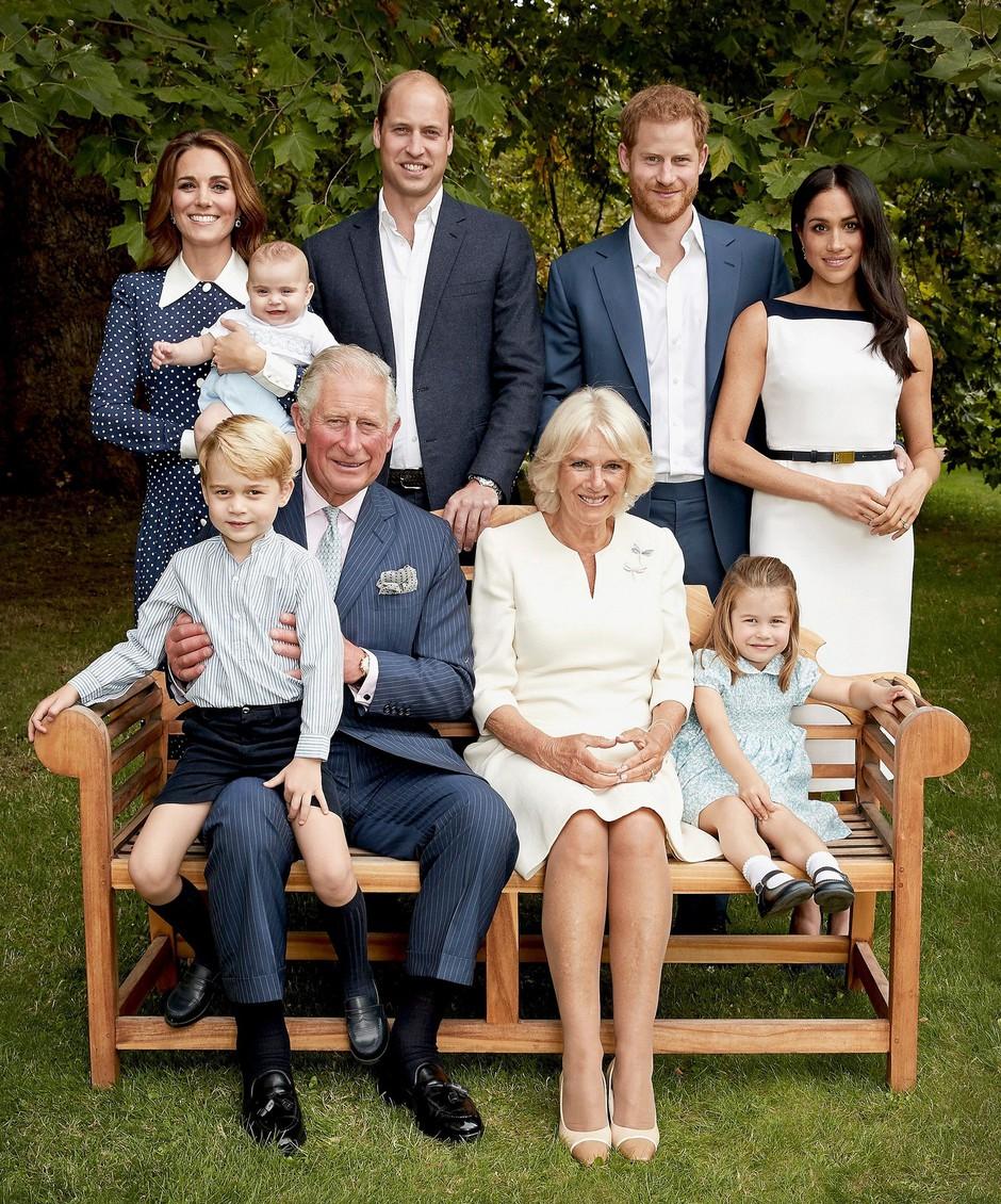 Tako sta se Kate in William odzvala, ko sta izvedela za ime hčerke Harryja in Meghan (foto: Profimedia)