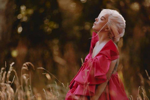 Lady Gaga je svoj GLAS podarila temu PARFUMU (slavi edinstvenost in obenem povezanost!) (foto: PROMO)