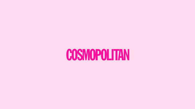 Cosmopolitan tokrat s Cruciani zapestnico in prilogo Cosmo stil